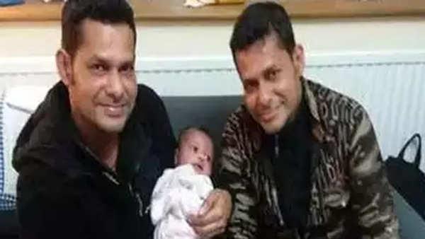 family names kids after gandhi nehru family