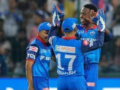आईपीएल: दिल्ली ने हैदराबाद को 39 रनों से हराया