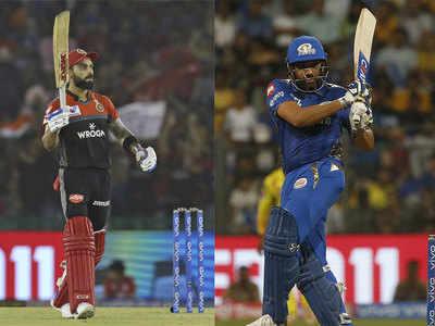 मुंबई और बेंगलोर में किसको मिलेगी जीत?