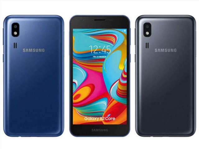 Xiaomi Redmi Go को टक्कर देने आएगा Samsung Galaxy A2 Core, जानें स्पेसिफिकेशंस