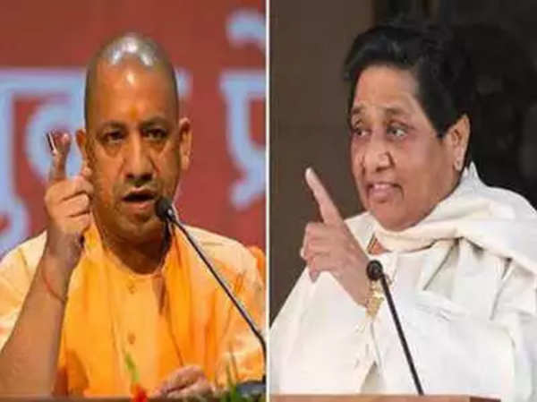 lok sabha polls ec takes action against up cm yogi adityanath bsp supremo mayawati