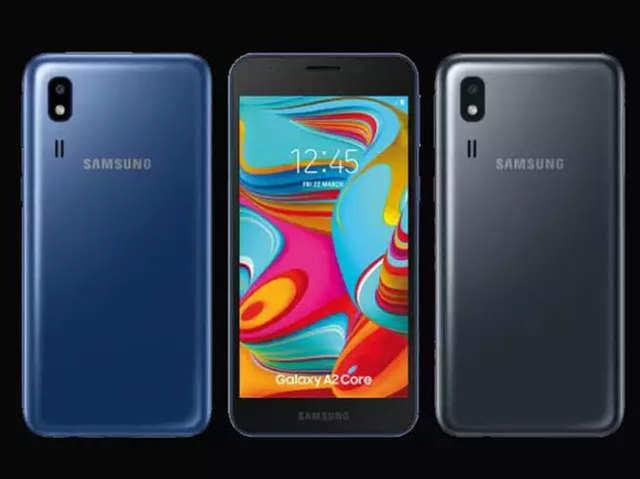 Samsung Galaxy A2 Core भारत में हुआ लॉन्च, जानें कीमत और खूबियां