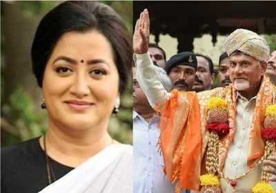 Image result for chandrababu campaigning against sumalata in mandya