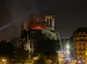 notre dame cathedral fire now under control