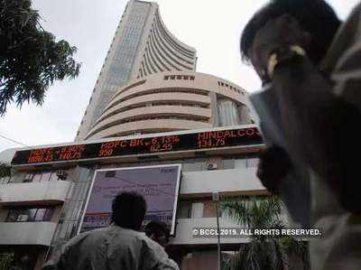 Sensex gains 180 points; Nifty opens above 11,700; Jet drops 3%