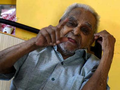 105 की उम्र में मतदान के लिए तैयार
