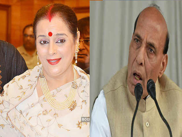 राजनाथ के खिलाफ चुनाव लड़ेंगी पूनम