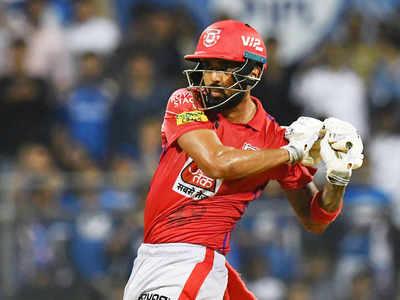 बल्लेबाजी करते लोकेश राहुल