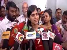 informed the election commission based on media news about cm edappadi palaniswami gave money to a woman says salem collector rohini