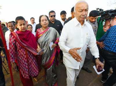 प्रज्ञा सिंह ठाकुर को टिकट देने पर सुशील कुमार शिंदे ने कहा, बीजेपी हिन्दुत्व के एजेंडे को बढ़ावा दे रही है