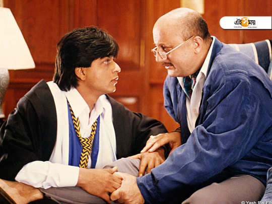 shah rukh khan and anupam khers these tweets prove that they are still raj and pops from ddlj