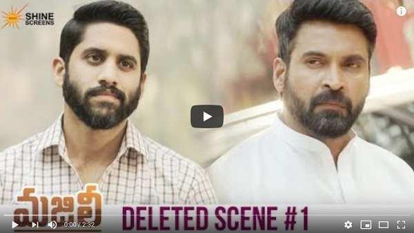 majili movie deleted scene 1