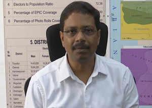polling details of 38 constituencies in tamil nadu will be released tomorrow evening says sathyabrata sahoo