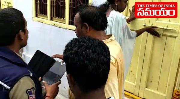 woman attacks her husband over illegal affair in bhadradri kothagudem