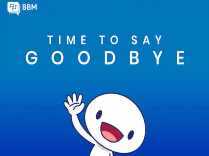 वॉट्सऐप इफेक्ट: बंद होने होने जा रहा 7 साल पुराना ब्लैकबेरी मेसेंजर