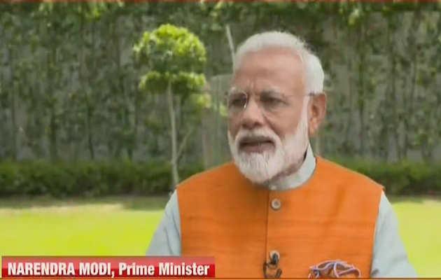 लोकसभा चुनाव: दूसरे चरण के मतदान के बाद प्रधानमंत्री नरेंद्र मोदी का पहला साक्षात्कार