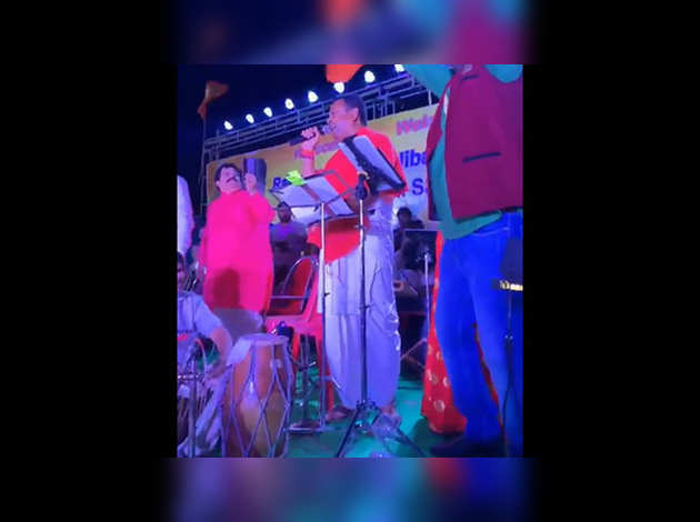 लोकसभा चुनाव 2019: पुरी के तेलुगू वोटरों के लिए संबित पात्रा ने गाया गाना