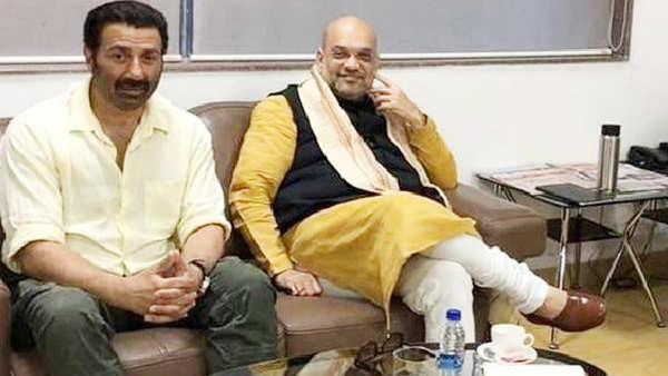lok sabha election sunny deol to get bjp ticket from gurdaspur
