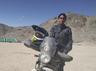 meet major renuka who returned after 1100 km bike ride