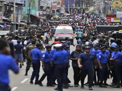 श्रीलंका में दो और धमाके, 35 विदेशी समेत 158 लोगों की मौत