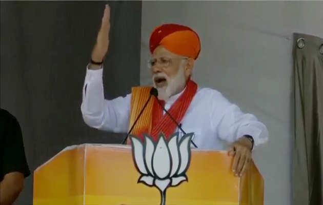 बाड़मेर: PM नरेंद्र मोदी ने दी पाकिस्तान को चेतावनी- भारत ने परमाणु बम दिवाली के लिए नहीं रखा है