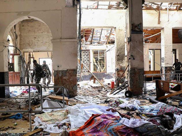 श्रीलंका सीरियल ब्लास्ट: शक के घेरे में तौहीद जमात ग्रुप, तमिलनाडु में भी है ऐक्टिव