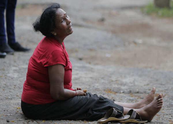 श्रीलंका बम धमाका: रोंगटे खड़े कर देंगी ये 7 तस्वीरें
