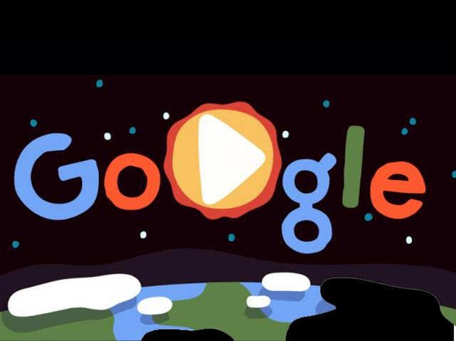 Earth Day 2019: पृथ्वी की खूबसूरती को दिखा रहा आज का Google Doodle