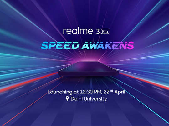 आज लॉन्च होगा 64MP अल्ट्रा एचडी मोड वाला Realme 3 Pro, यहां देखें लाइव इवेंट