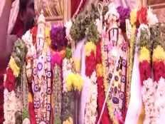 in salem famous kothandarama temple pattabhishekam festival