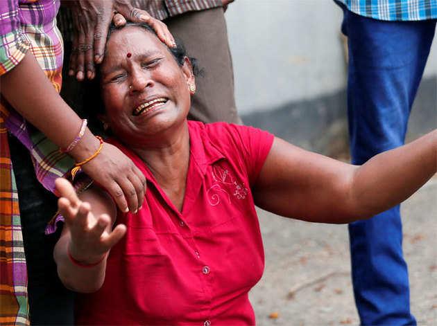 श्रीलंका में सीरियल ब्लास्ट