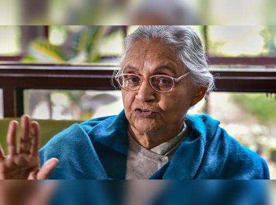 Shila Dikshit