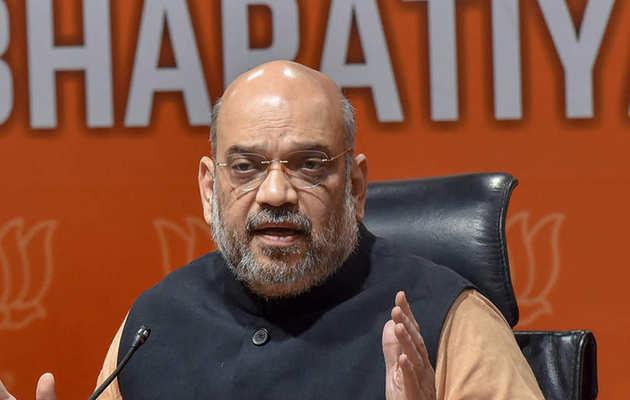 'हिंदू आतंकवाद' गढ़ कर साध्वी प्रज्ञा को फर्जी केस में फंसाया गया: अमित शाह