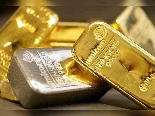 GOLD VS SILVER
