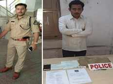 hyderabad man turns fake dsp to get married with her girlfriend