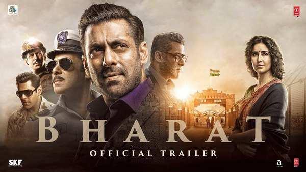 bharat official trailer