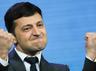 ukraine comedian volodymyr zelensky wins presidential election