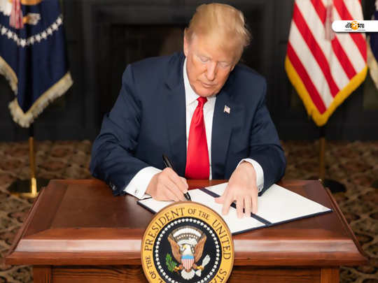 US President Donald Trump on Monday decided not to grant sanctions exemptions to any oil customers of Ira