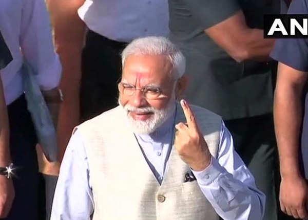 पीएम मोदी ने की वोट करने की अपील