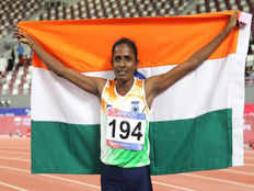 gomathi marimuthu wins indias first gold in asian athletics championships in doha