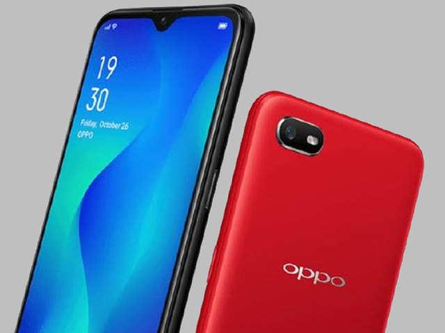 ओप्पो ने लॉन्च किया बजट स्मार्टफोन Oppo A1K, कीमत ₹10 हजार से कम
