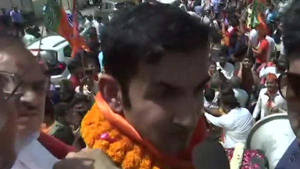 will fulfill demands of people of my constituency gautam gambhir