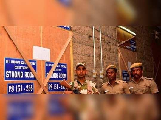 மதுரை வாக்குச்சாவடி அத்துமீறல்: மார்க்சிஸ்ட் கட்சி குற்றம்சாட்டு