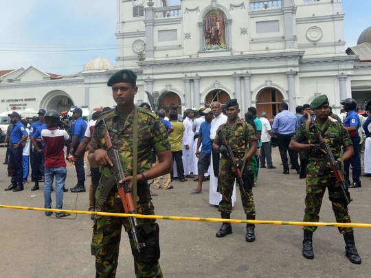Srilanka Blast