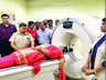 patients can get free ct scan tests at district hospital in meerut