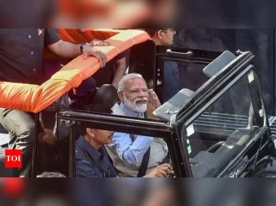 Modi Road Show
