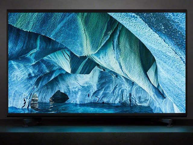 Sony ला रहा 48 लाख रुपये का TV, 8K रेजॉलूशन और 98 इंच स्क्रीन है खासियत
