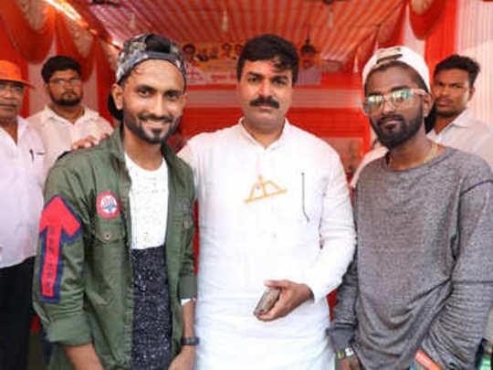 धारावीच्या गली बॉइजचा राहुल शेवाळेंसाठी रॅप साँग