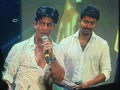 Thalapathy 63: Shah Rukh Khan: தளபதி 63ல்