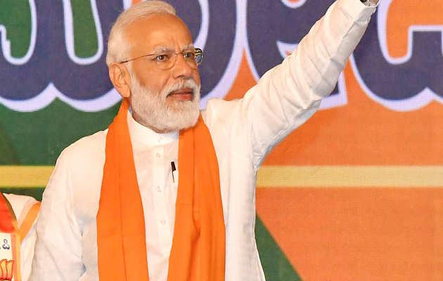 लोकसभा चुनाव: PM नरेंद्र मोदी 26 अप्रैल को वाराणसी से अपना नामांकन पत्र करेंगे दाखिल